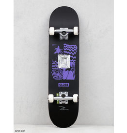 globe Globe - Skateboard G1 fairweather black/purple
