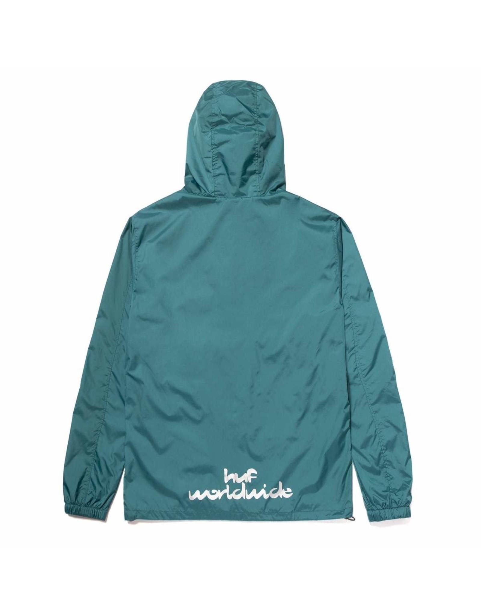 huf Huf - Anorak chemistry jacket  marina