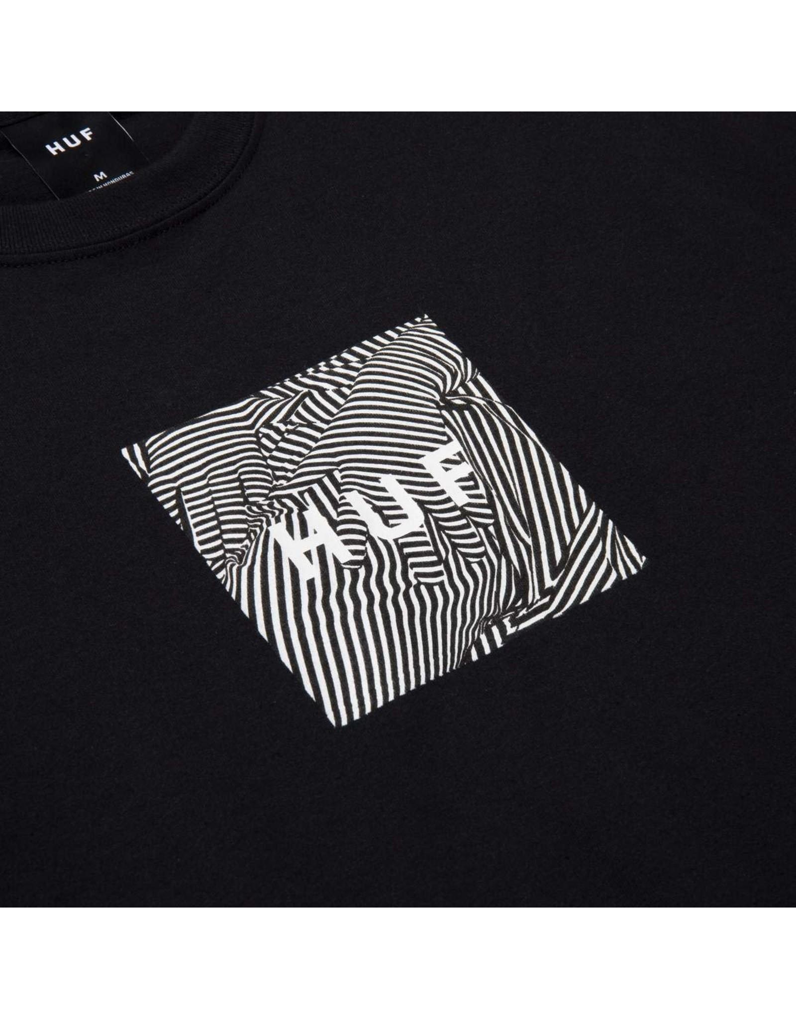 huf Huf - T-shirt homme fells black