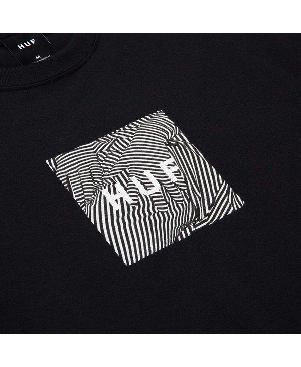 Huf - T-shirt homme fells black