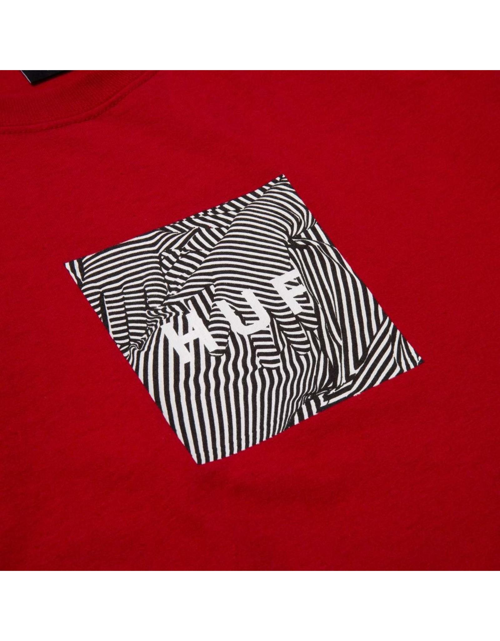 huf Huf - T-shirt homme fells red