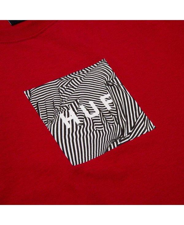 Huf - T-shirt homme fells red