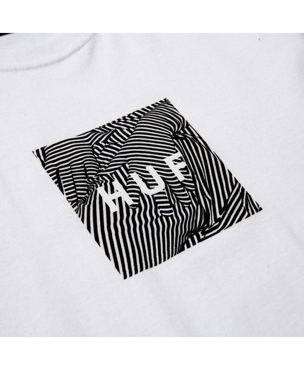 Huf - T-shirt homme fells  white