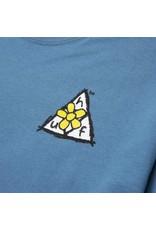 huf Huf - T-shirt homme pushing daisies TT columbia blue