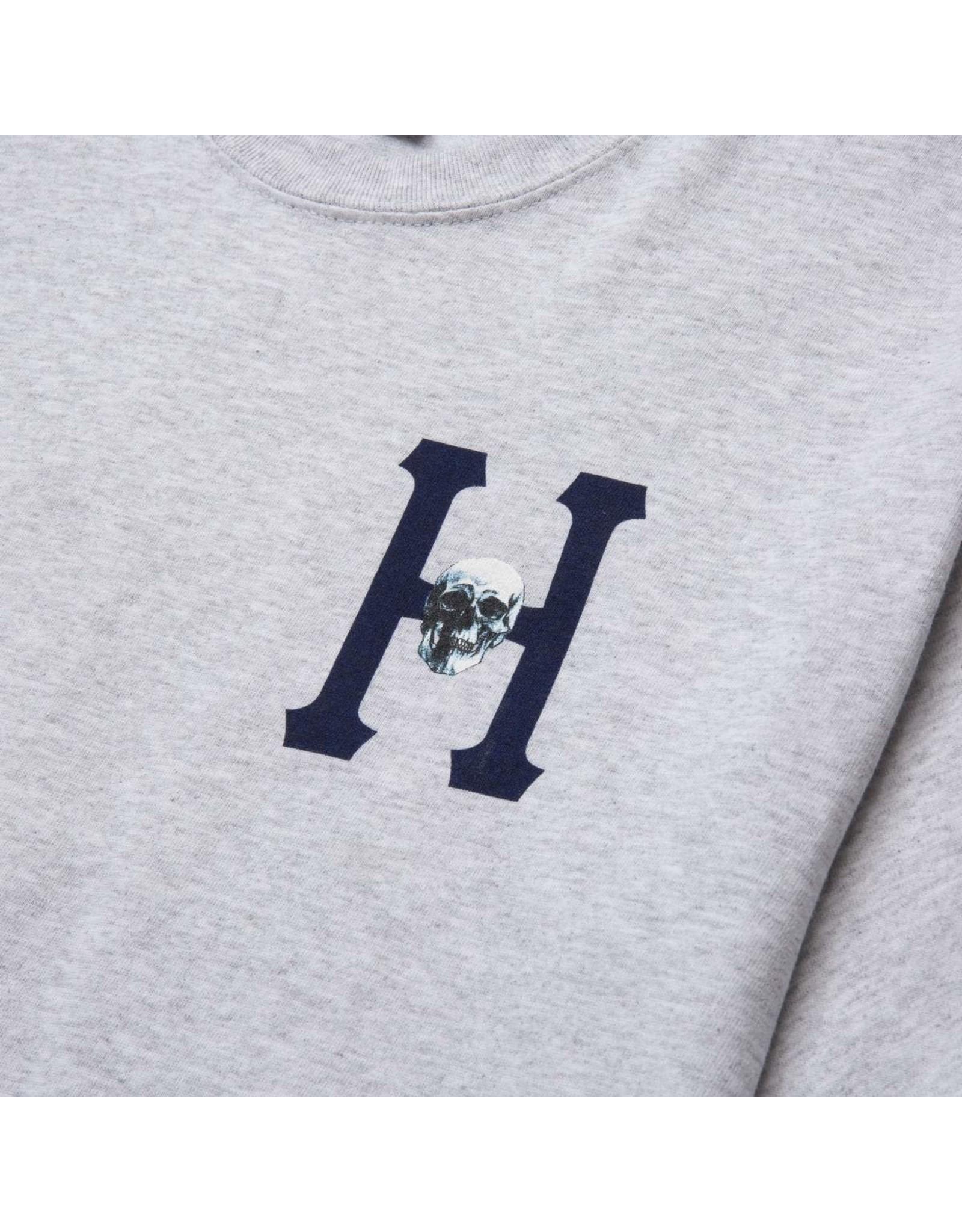 huf Huf - T-shirt homme skullsclassic H ash