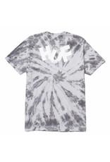 huf Huf - T-shirt homme haze brush tie dye black