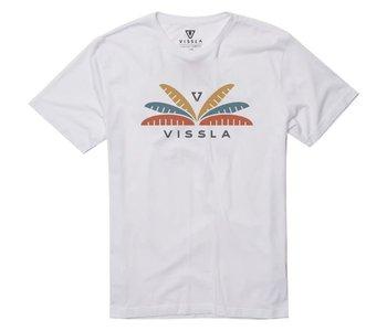 Vissla - T-shirt homme moonrise white