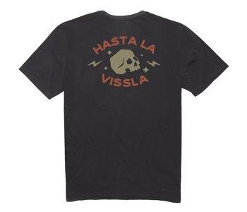 Vissla - T-shirt homme hasta la Vissla pocket phantom