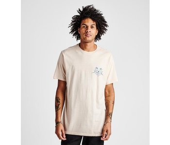 Roark - T-shirt homme pack light trip longer faded pink