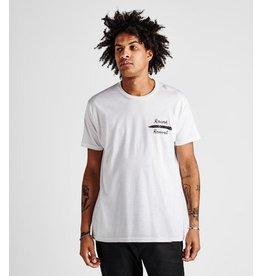 Roark Roark - T-shirt homme fine knives deep flasks white