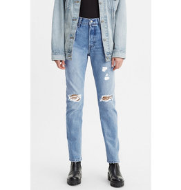 levi's Levi's - Jean femme 501 athens crown with destruction