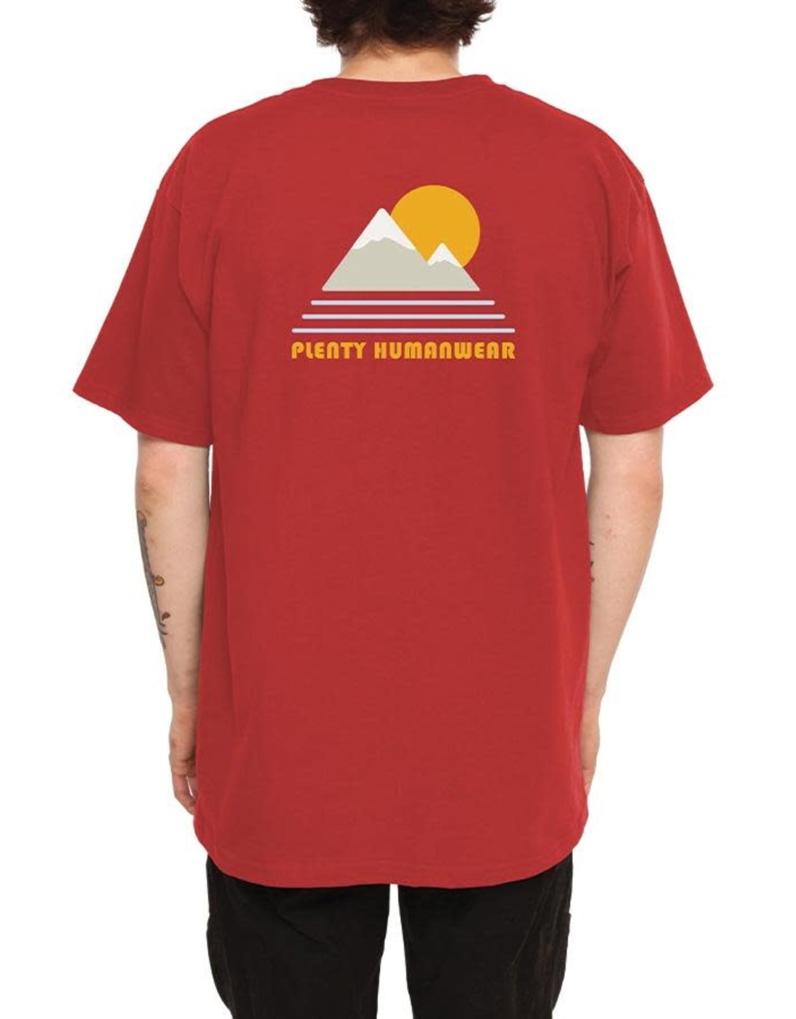 plenty Plenty - T-shirt homme Henri red