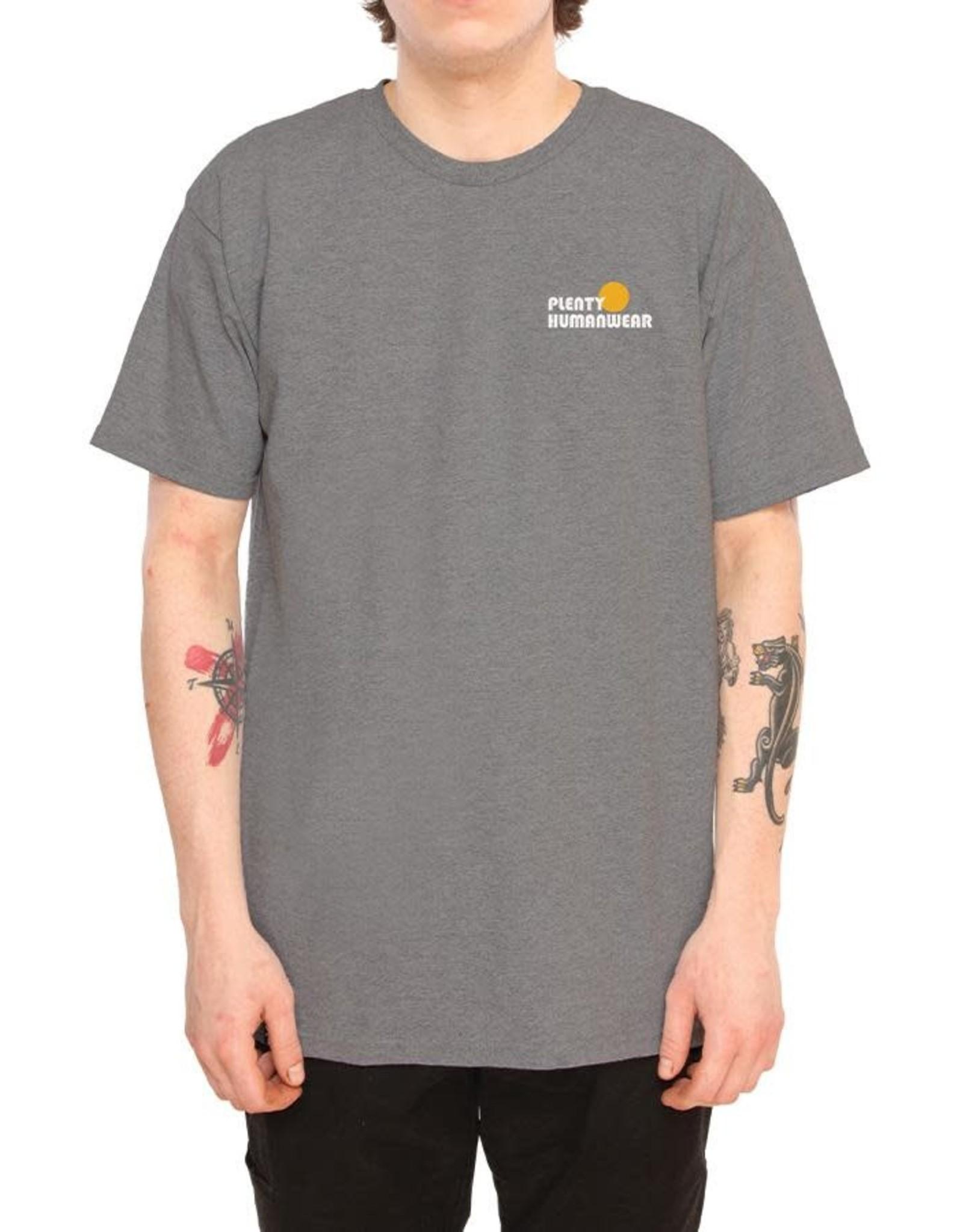plenty Plenty - T-shirt homme graphite heather