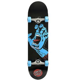Santa Cruz Santa Cruz - Skateboard complete screaming hand full