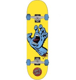 Santa Cruz Santa Cruz - Skateboard complete screaming hand mini