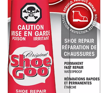 Shoe Goo - Colle à soulier clear