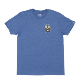 salty crew Salty Crew - T-shirt homme beacon blue heather