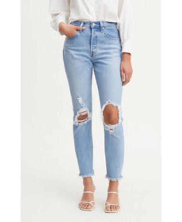 Levi's - Jeans femme  501 skinny filiforme