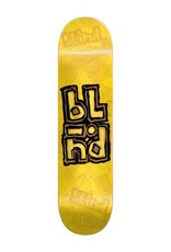 blind Blind - Skateboard Og stacked stamp yellow