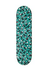 Darkstar - Skateboard Felix pattern teal
