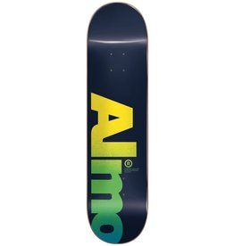 almost Almost - Skateboard fall of logo hyb blue