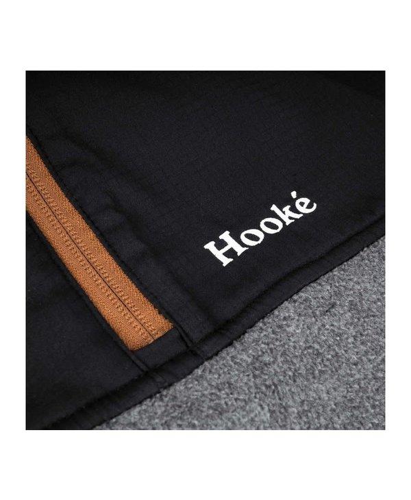 Hooké - Polar homme tech charcoal & black