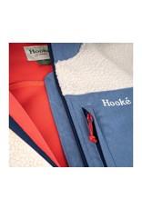 Hooké Hooké - Polar femme artic bear turtledove & blue denim