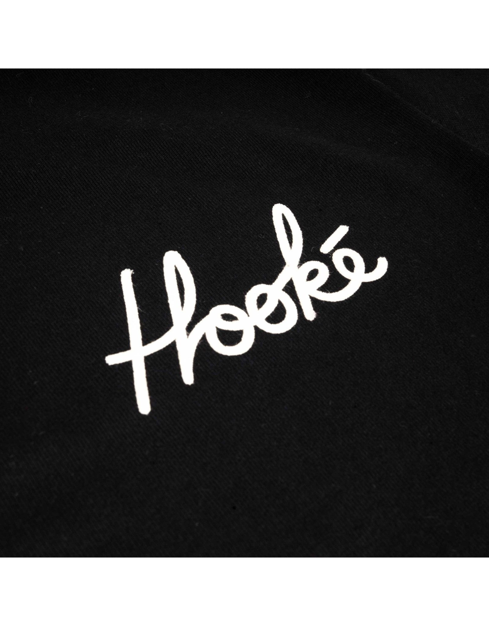 Hooké Hooké - T-shirt femme signature vintage black