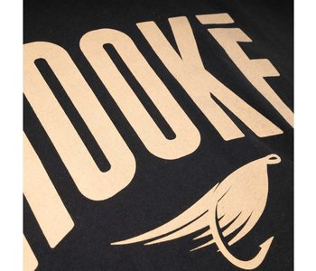 Hooké - T-Shirt homme original black