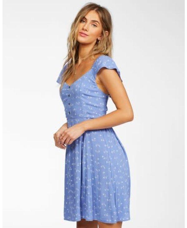 Billabong - Robe femme forever yours blue wink
