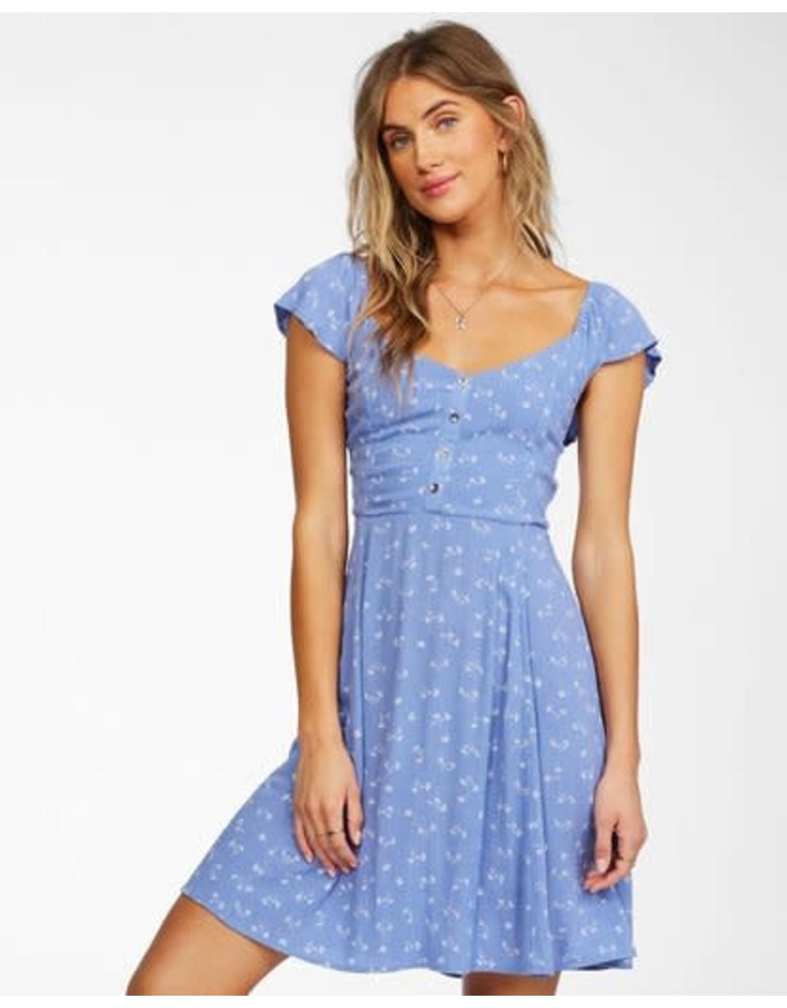 billabong Billabong - Robe femme forever yours blue wink