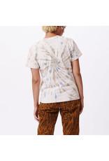 Obey Obey - T-shirt femme obey bold dusty tie die