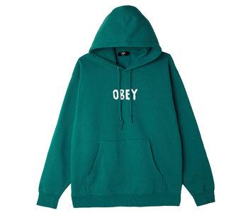 Obey - Ouaté homme obey og velvet pine