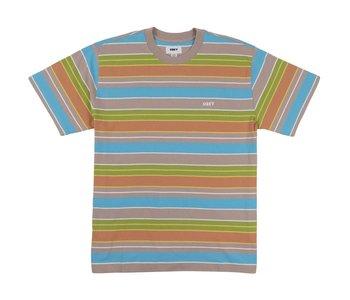 Obey - T-shirt homme staple gallnut multi