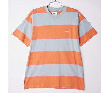 Obey - T-shirt homme marlon good grey multi
