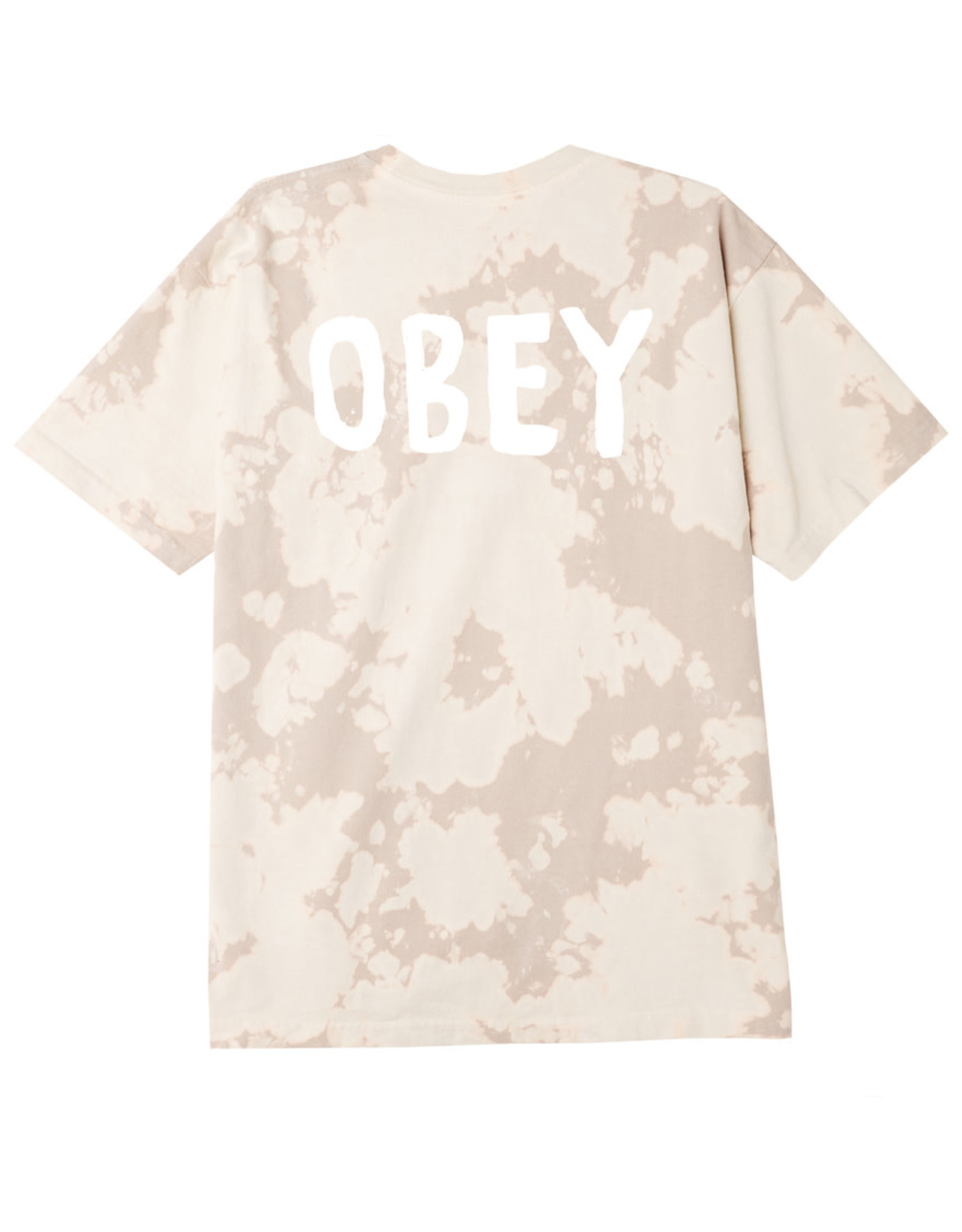 Obey Obey - T-shirt homme obey og humus