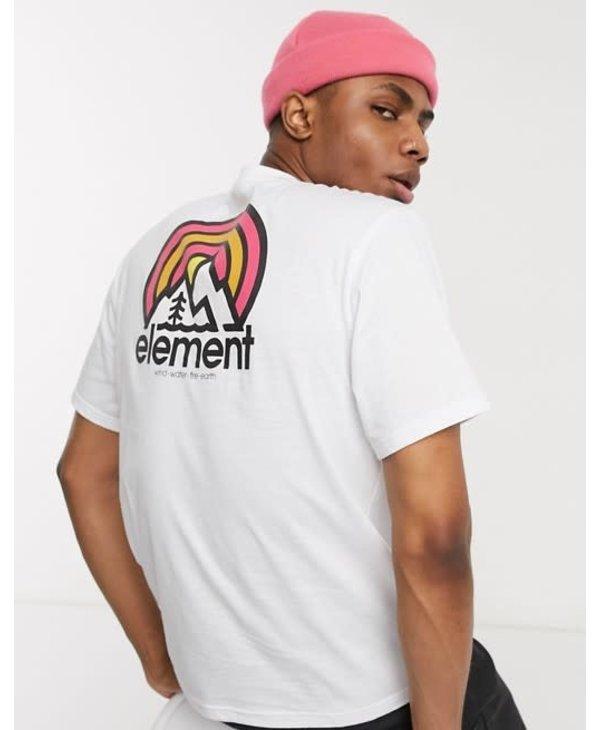 Element - T-shirt homme sonata optic white