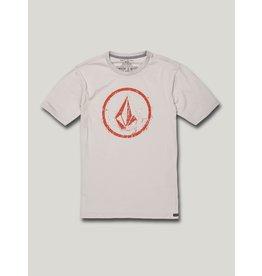 volcom Volcom -T-shirt junior ramp stone tower grey