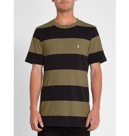 volcom Volcom - T-shirt homme handworth crew military