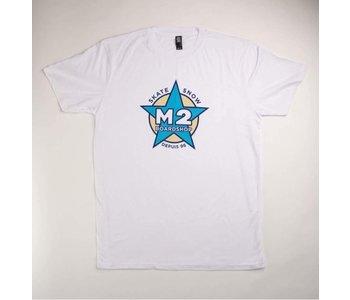 M2 - T-shirt junior édition 25 ans blanc