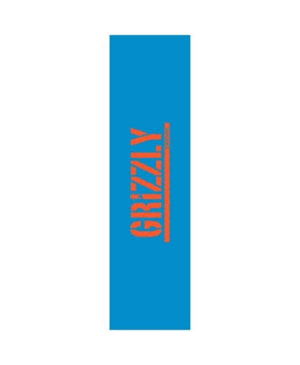 Grizzly - Griptape stamped necessities blue/orange