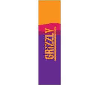 Grizzly - Griptape range stamp purple gradient