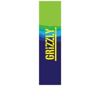 Grizzly - Griptape range stamp dark blue gradient