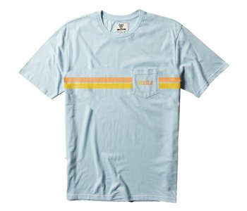 Vissla - T-shirt homme el sporto cool blue heather