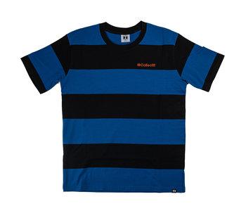 96 Collectif - T-shirt homme crest ligné