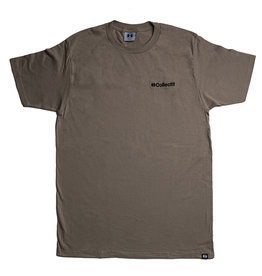 96 COLLECTIF 96 Collectif - T-shirt homme crest taupe