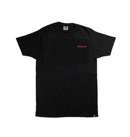 96 COLLECTIF 96 Collectif - T-shirt homme crest noir