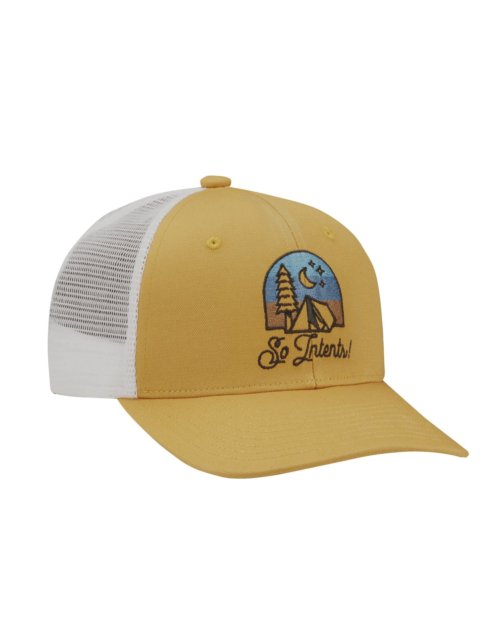 coal Coal - casquette homme tall tales mustard