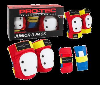 Pro-tec - Protection junior 3 pack sets-retro