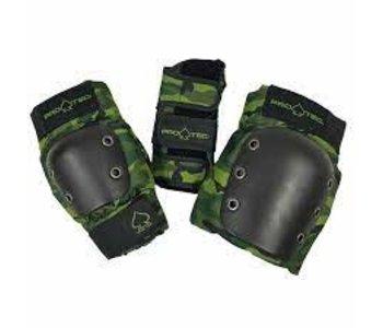 Pro-tec - Protection junior 3 pack sets - camo